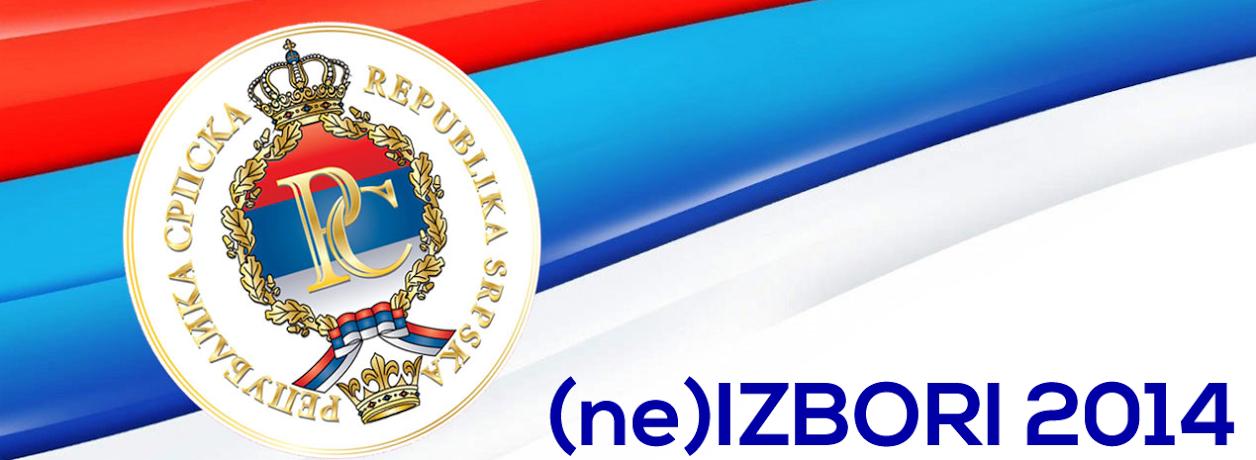neizbori 2014 u Srpskoj