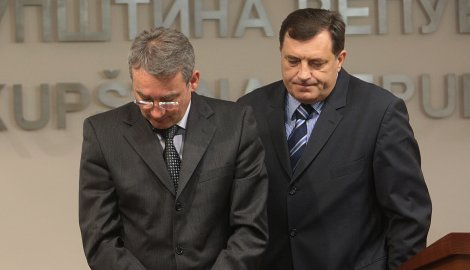 Mladen Bosic ostavka